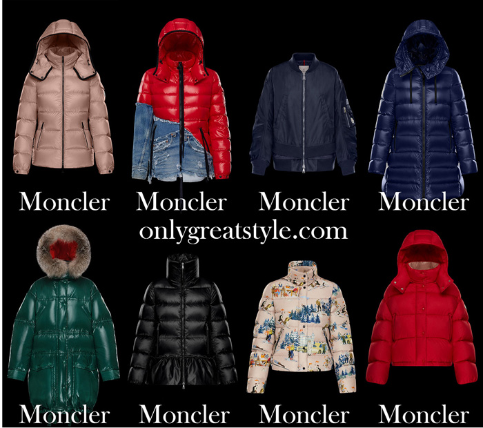 Moncler Jackets For Women New Arrivals
