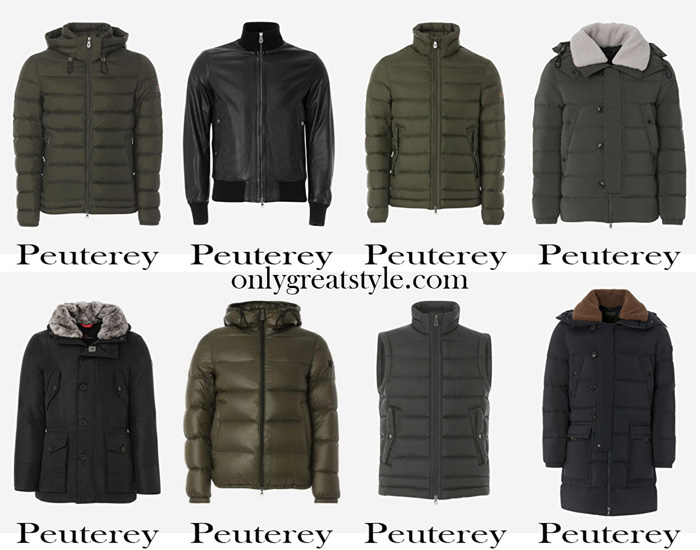 Peuterey Fall Winter 2017 2018 Jackets For Men