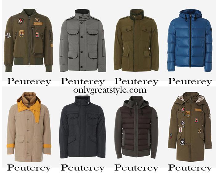 Peuterey Jackets For Men New Arrivals