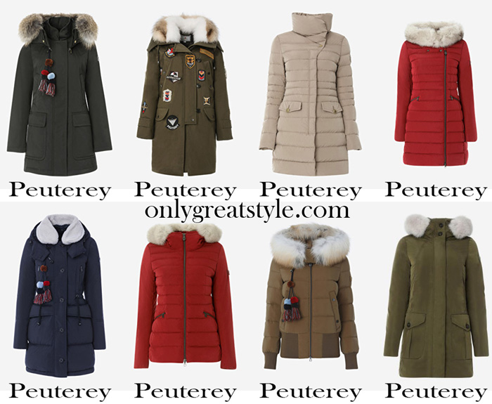 Peuterey Jackets For Women New Arrivals