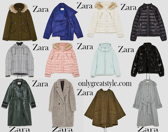 Zara Fall Winter 2017 2018 Jackets For Women