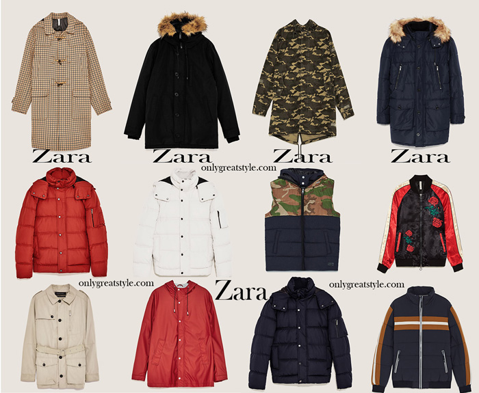 Zara Jackets For Men New Arrivals
