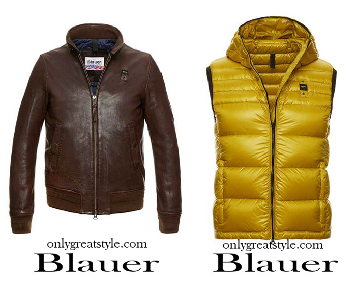 Blauer Jackets For Men Fall Winter