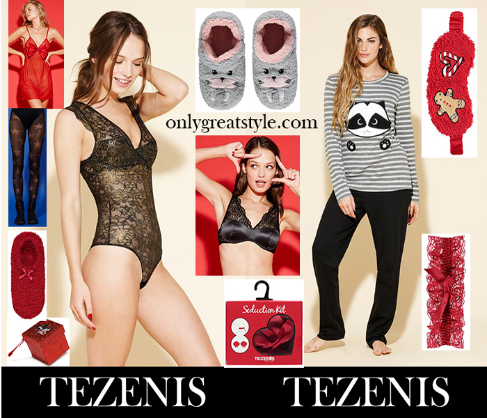 Christmas Gifts Ideas For Her Fashion News Tezenis Underwear