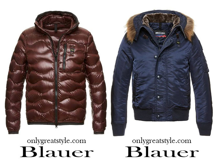 Fashion News Blauer 2017 2018 Men