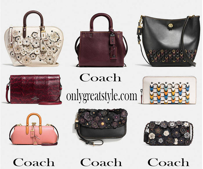 Fashion News Coach For Women Handbags