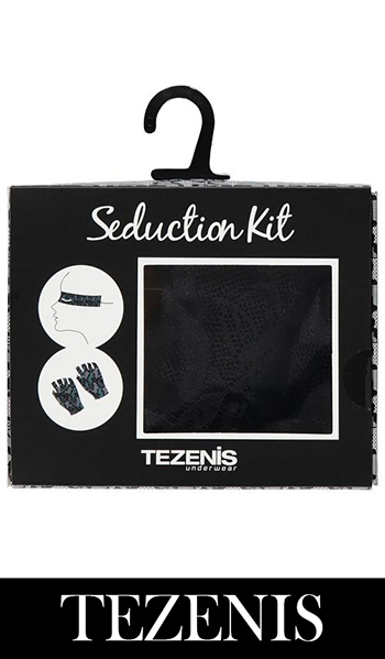 Fashion News Tezenis Underwear For Women Gifts 1