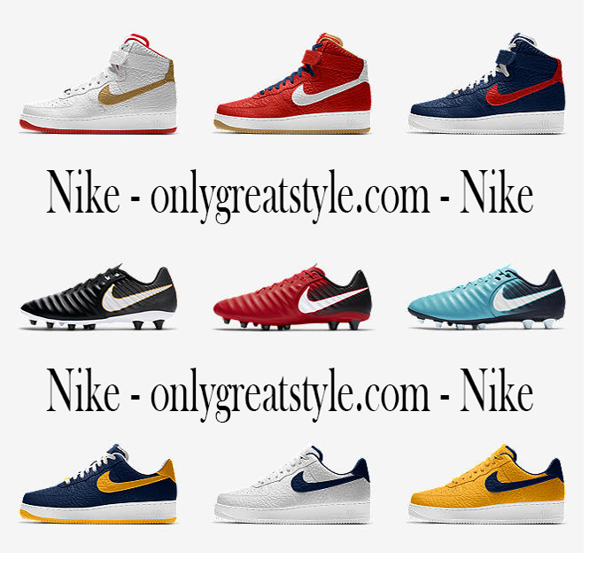 Nike Sneakers For Women Fall Winter
