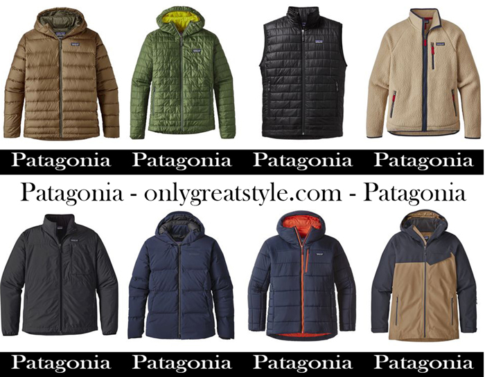 Patagonia Fall Winter 2017 2018 Men Jackets