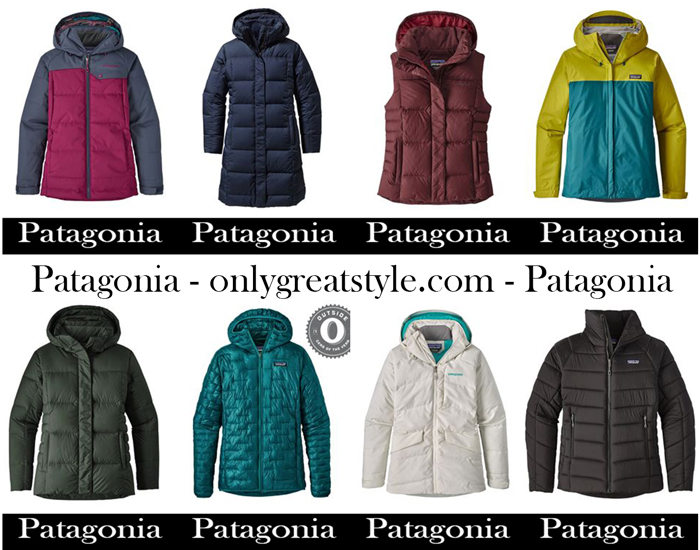 Patagonia Fall Winter 2017 2018 Women Jackets