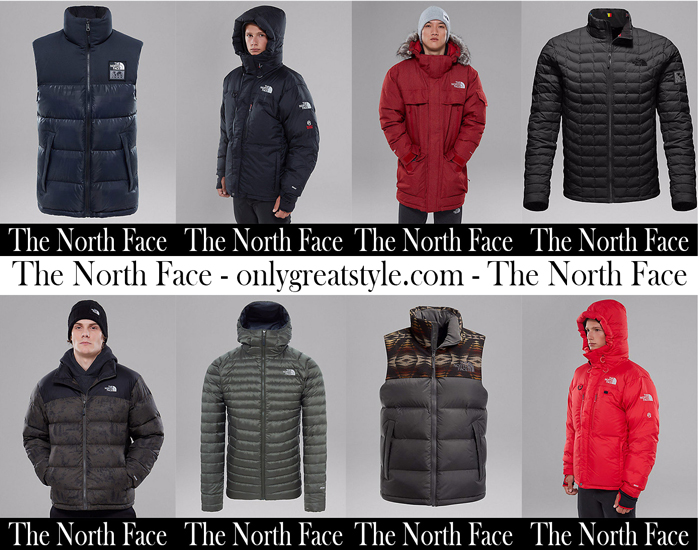 The North Face Fall Winter 2017 2018 Men Jackets