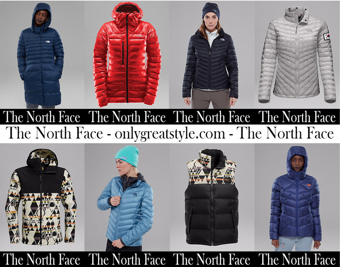 The North Face Fall Winter 2017 2018 Women Jackets