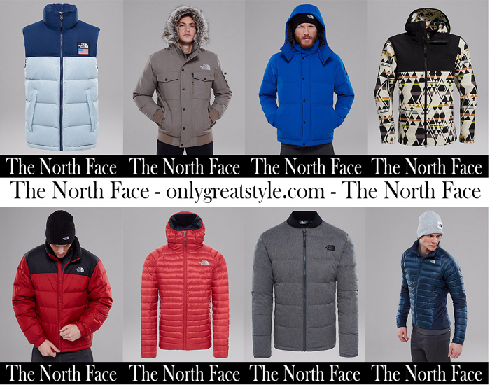 The North Face Jackets For Men New Arrivals