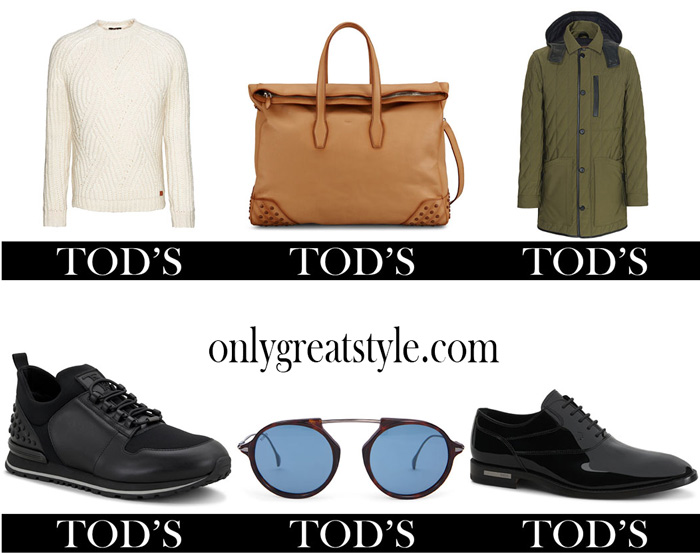 Fashion news Tod's for men gifts ideas