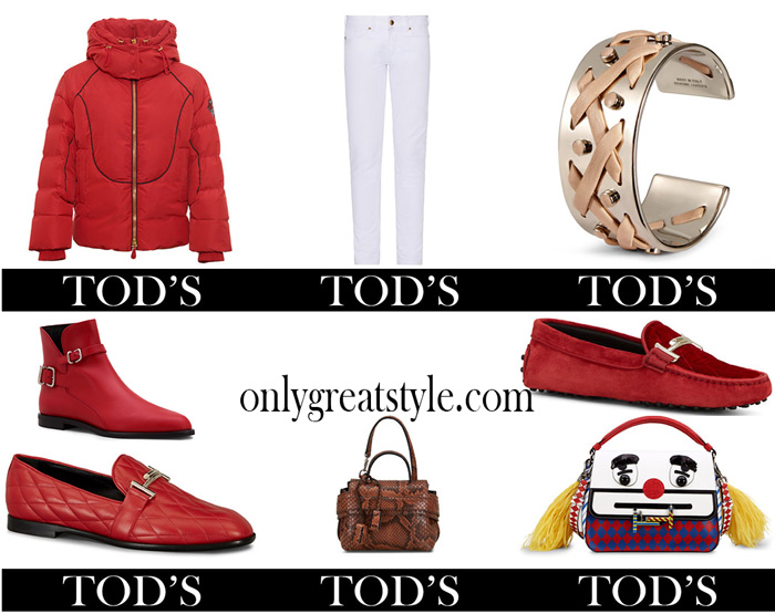 Fashion news Tod's for women gifts ideas