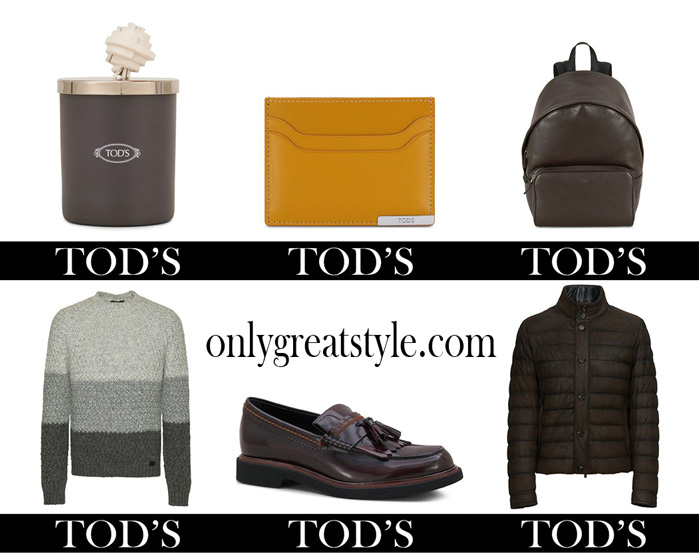 New arrivals Tod's gifts ideas for him