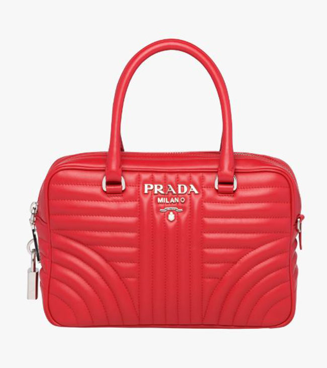 Fashion news Prada women's bags fall winter 10