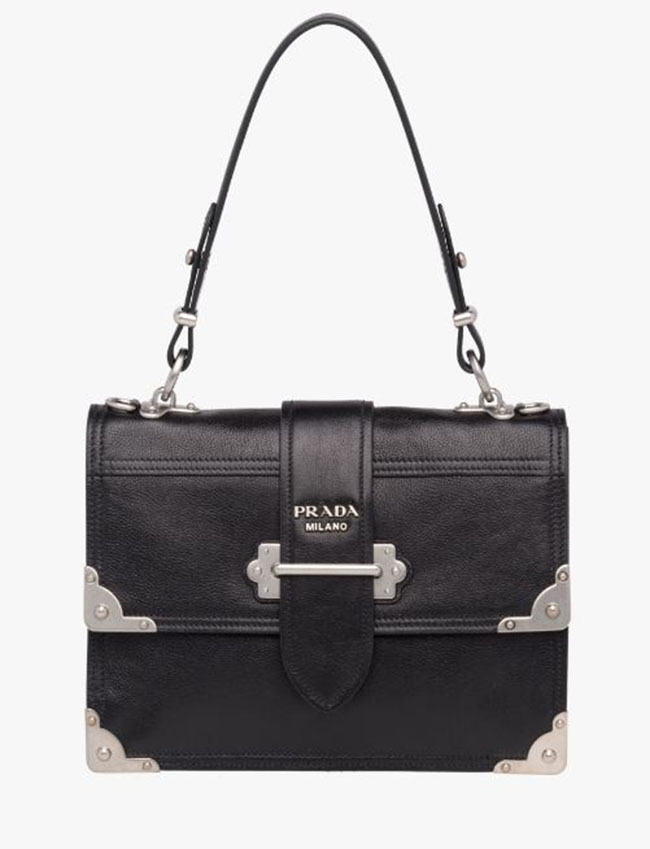 Fashion news Prada women's bags fall winter 2