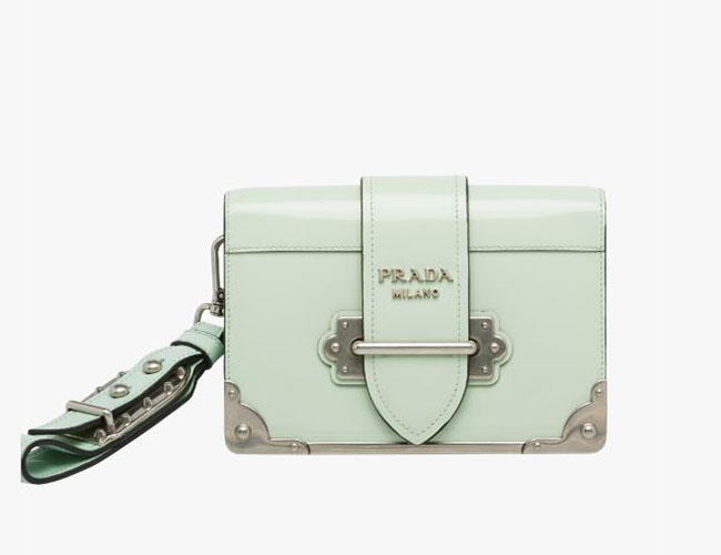 Fashion news Prada women's bags fall winter 3