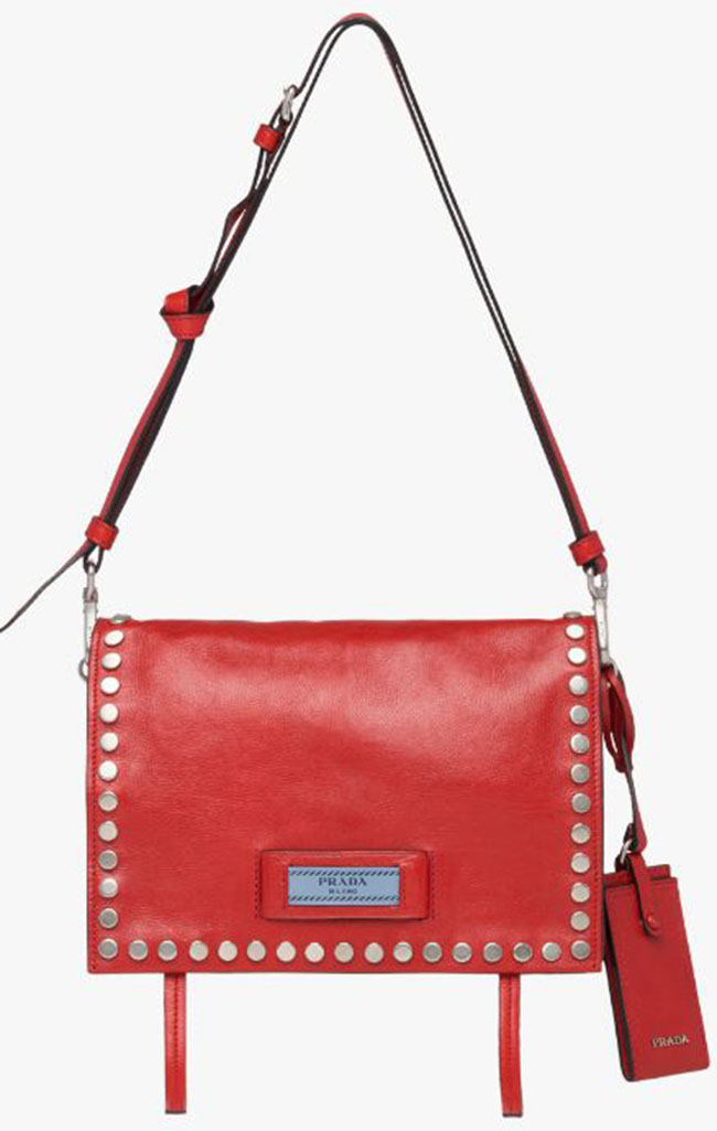 Fashion news Prada women's bags fall winter 6