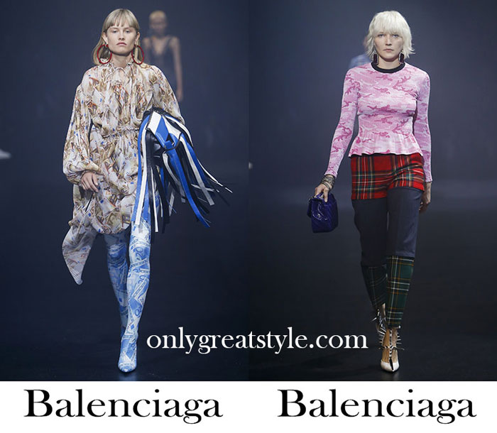 Clothing Balenciaga Spring Summer Women's Fashion