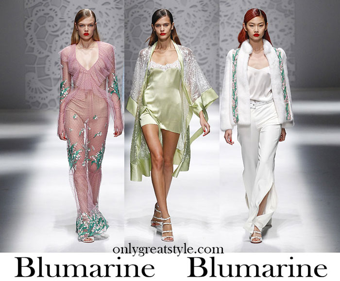 Clothing Blumarine Spring Summer Women's Fashion