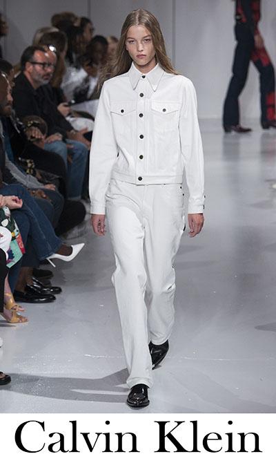 Clothing Calvin Klein Spring Summer 2018 Women's