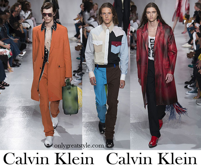 Clothing Calvin Klein Spring Summer Men's Fashion