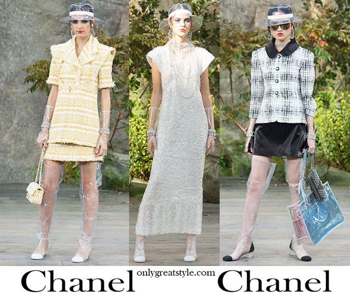 Clothing Chanel Spring Summer Women's Style Brand