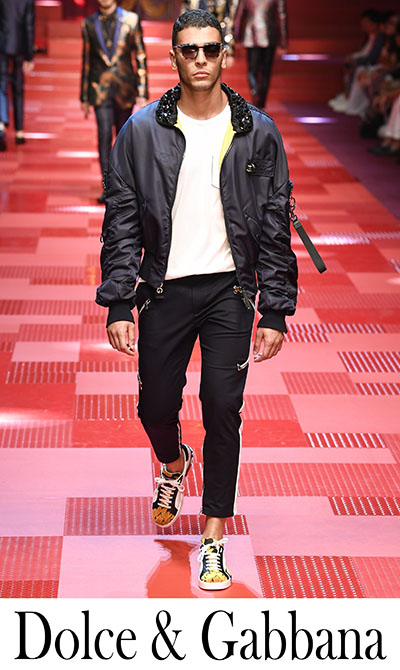 Clothing Dolce Gabbana Spring Summer 2018 Men's