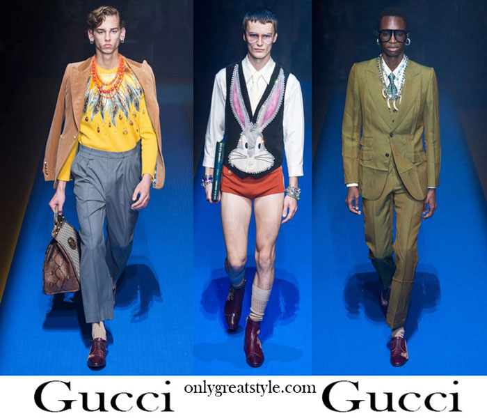 Clothing Gucci Spring Summer Men's Fashion