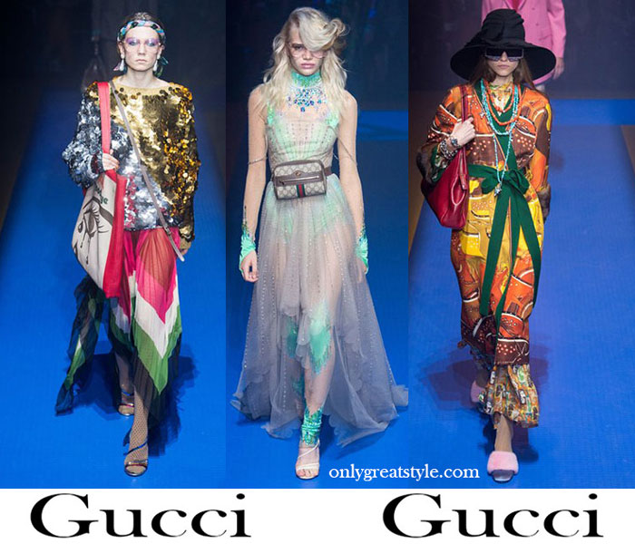 ea3de1f58 Clothing Gucci Spring Summer Women's Style Brand