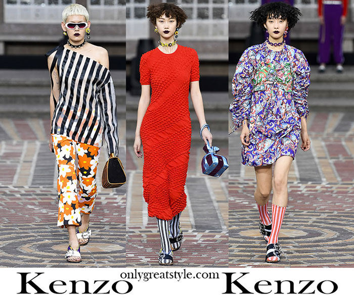 Clothing Kenzo Spring Summer Women's Lifestyle