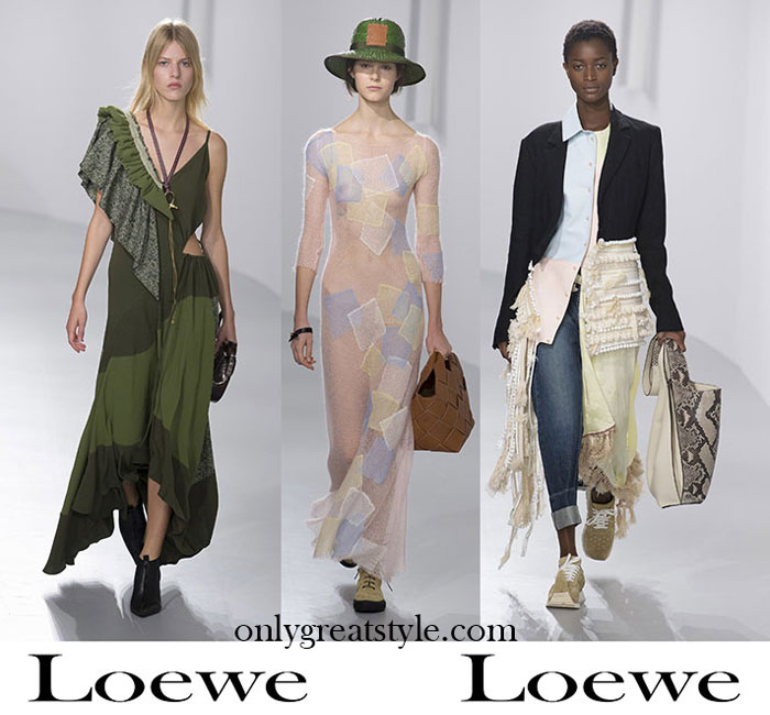Clothing Loewe Spring Summer Women's Fashion