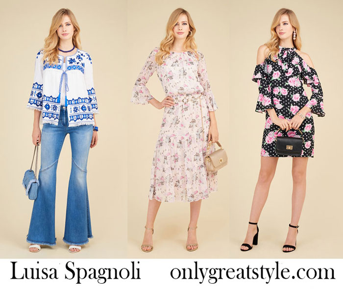 Clothing Luisa Spagnoli Spring Summer Women's Fashion