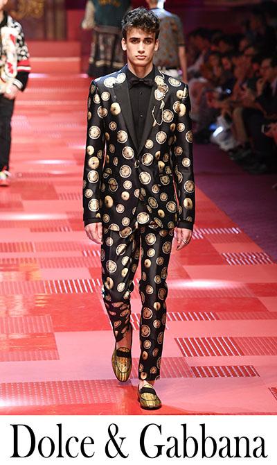 Dolce Gabbana Men's Clothing Spring Summer