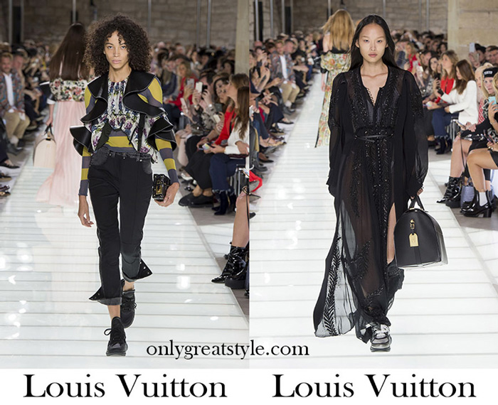 Fashion Louis Vuitton Spring Summer Women's