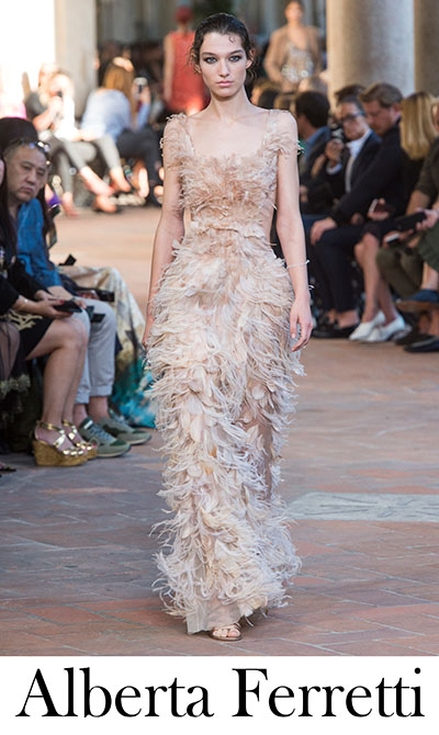 Fashion News Alberta Ferretti Women's Clothing