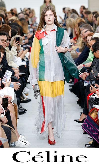 Fashion News Céline Women's Clothing Spring Summer