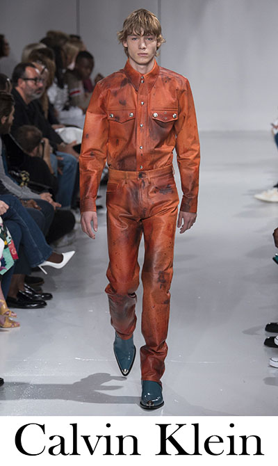 Fashion News Calvin Klein 2018 Men's Clothing