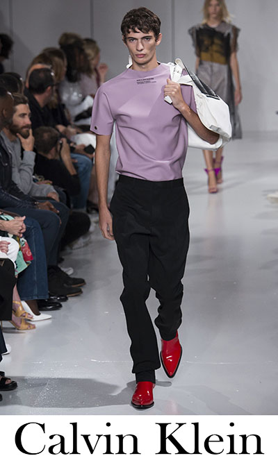 Fashion News Calvin Klein Men's Clothing