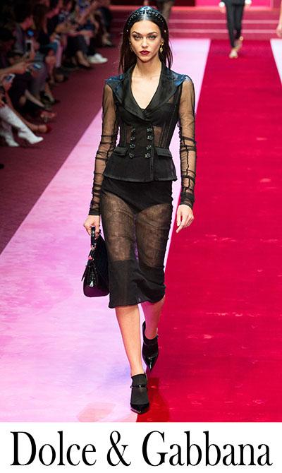 Fashion News Dolce Gabbana 2018 Women's Clothing