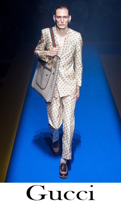 Fashion News Gucci 2018 Men's Clothing