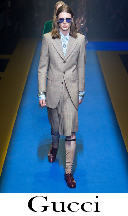 Fashion News Gucci Men's Clothing