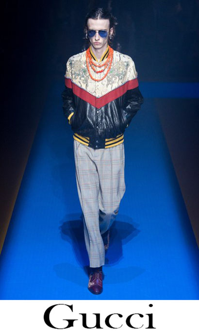 Gucci Men's Clothing Spring Summer Fashion