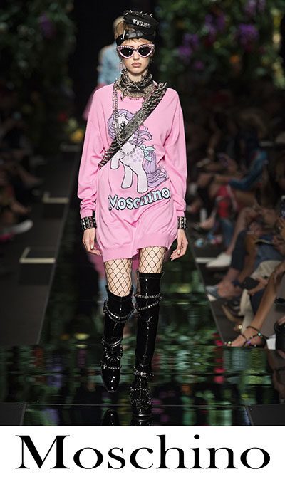 Moschino Women's Clothing Spring Summer