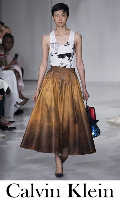 New Arrivals Calvin Klein 2018 Women's Clothing