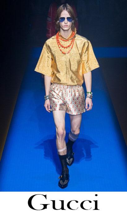 New Arrivals Gucci 2018 Men's Clothing