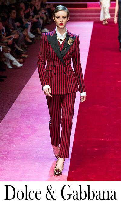 Style Brand Dolce Gabbana Spring Summer 2018