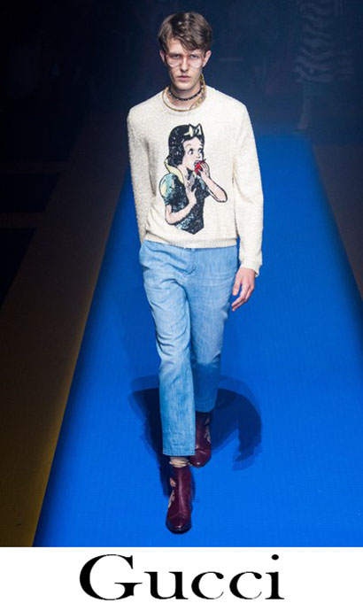 Style Brand Gucci Spring Summer 2018 Men's
